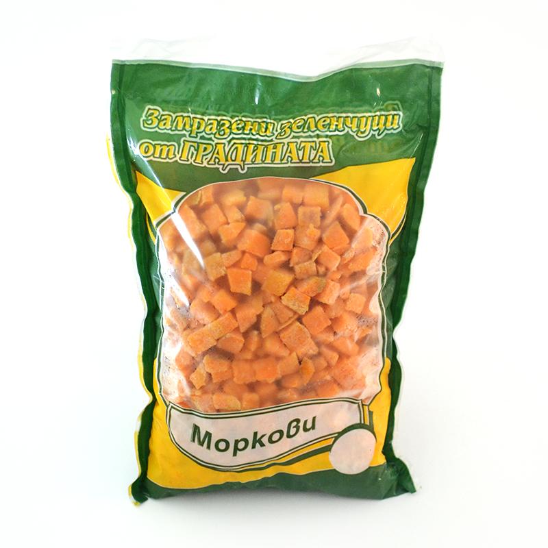 ДЕА моркови замразени 0,400 кг