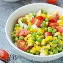 4 невероятни салати, които може да направите със зеленчуци от фризера
